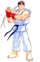 Ryu (SFA2)