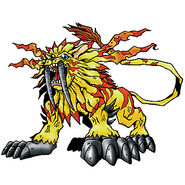SaberLeomon (Digimon)