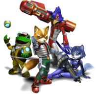 Star Fox team SFA