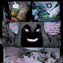 Dark Nights Metal Vol.1 6 Barbatos Dark Multiverse.png