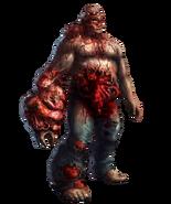Dead Island Riptide Wrestler
