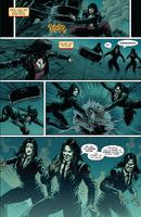 Vampirella Removes Tire