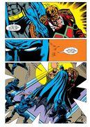 Batman's Awareness