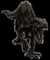 Jurassic world fallen kingdom indoraptor 3.0 by sonichedgehog2