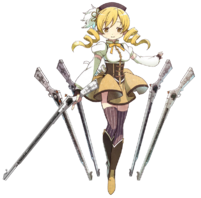 Mami magical outfit 1