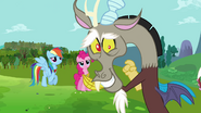 My Little Pony Series Discord 4th Wall Awareness