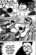 Tokita Ohma's Speed (Kengan Ashura)