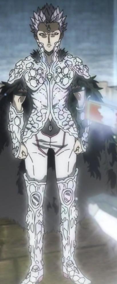 Diamond Exoskeleton