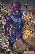Galactus (Marvel Comics) CHAOSWAR 2 PREVIEW3