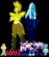 Homeworld Gems Steven Universe