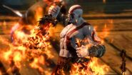 Kratos Fire of Ares