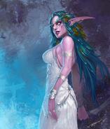 Tyrande Whisperwind World of Warcraft