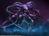 Zerg Hybrid Reaver (Starcraft 2)