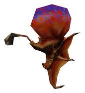 Half-Life Flocking Floater