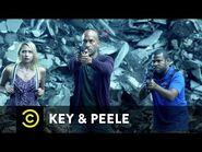 Key & Peele - Alien Imposters