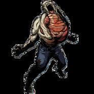 Resident Evil 6 Shrieker