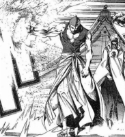 Tetsuhito Kagiroi Iron Fist