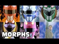 Lost Galaxy - All Ranger Morphs - Power Rangers Official-2