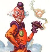 Mxyzptlk cigar
