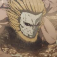 Porco Galliard - Jaw Titan (Attack on Titan)