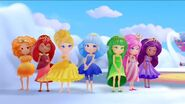 Rainbow Princesses