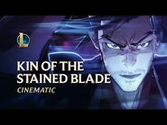 Kin of the Stained Blade - Spirit Blossom 2020 Cinematic - League of Legends