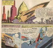 Composite Superman's (DC Comics) Invisbility