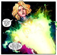 Gabrielle Doe Halo (DC Comics) yellow