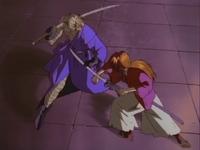 Shishio Makoto Catches Ryu Shou Sen
