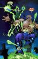 Spike Projection By Green Lantern