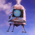 FLDSMDFR (Cloudy with a Chance Meatballs)