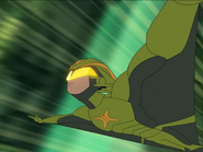 Flex Fighter Green