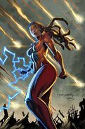 LIVEWIRE 001 COVER-A RANDOLPH TEXTLESS-1