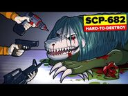 Termination Attempts SCP-682 (SCP Animation)-2