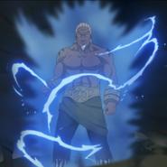 Fourth Raikage Ay (Naruto) Lightning Style Armor 1