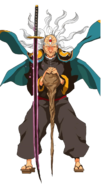 Okhwang (The God of High School) old