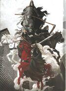 The Four Horsemen of the Apocalypse (Shin Megami Tensei)