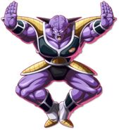 Captain Ginyu (Dragon Ball Z)