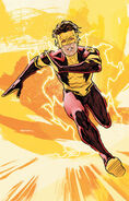 Comics kid flash