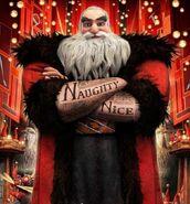 Nicholas St. North Santa Claus