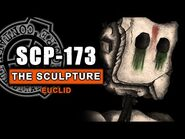 SCP-173 (The Sculpture) illustrated - The Revised Version 1-4-2