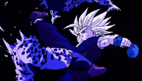 Gohan Kicks Cell Jr