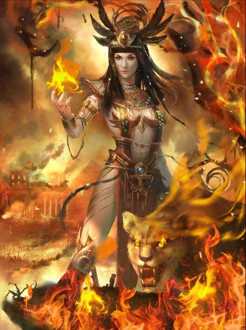 Divine Fire Generation