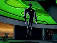 Ultimate Alien Alien X Debut