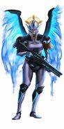 Barachius Angel Starfinder