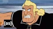 Brock Gets Speedy The Venture Bros