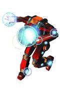 Iron Man Armor Model 38