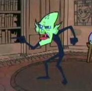 Lord Moldy Butt Grim Adventures