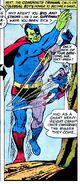 Compiste Superman's (DC Comics) giant form