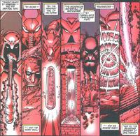 Exemplars (Earth-616)Avengers Vol 3 25 00 Octessence